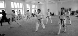 Taekwondo Training für Frauen in Berlin
